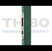 Thibo Roestvrijstalen slotvanger voor HCOMPACT