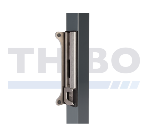Locinox Surface mounted stainless steel keep strike for Fortylock, Fiftylock and Sixtylock