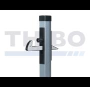 Locinox Aluminium-Torfeststeller