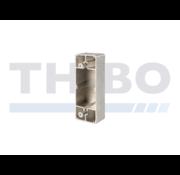 Locinox Aluminium adapter bakje voor platte profielen