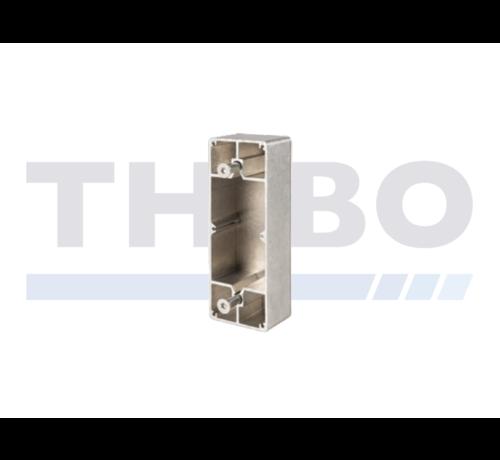 Locinox Boîtier en aluminium pour fixation sur profil plat