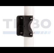 Thibo Polyamide tuinpoortslotvanger voor ronde profielen