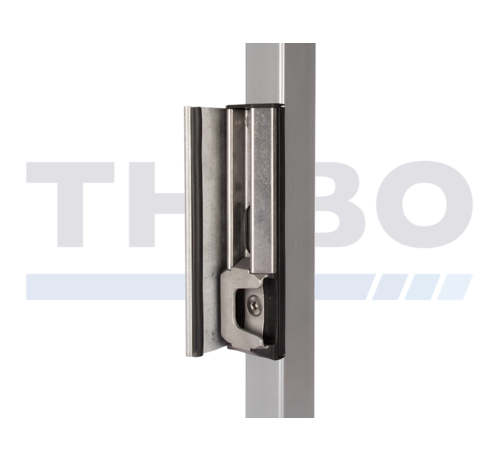 Locinox Adjustable security keep out of stainless steel