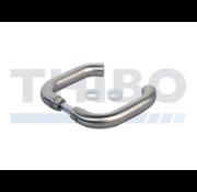 Locinox Handle pair in stainless steel