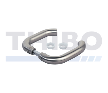 Locinox Krukpaar in roestvrij staal