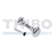 Locinox Aluminium handle blocking set