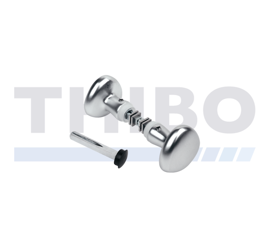 Kit combinaisons boutons aluminium