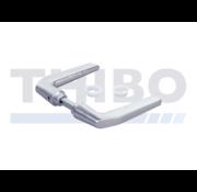 Locinox Handle pair made of anodized aluminium