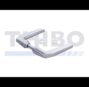 Locinox Krukpaar in geanodiseerd aluminium