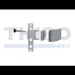 Locinox Push-set in aluminium