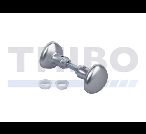 Locinox Aluminium round knobs