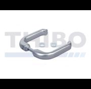Paire de poignées aluminium renforcé