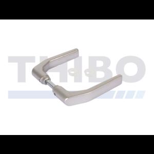 Locinox Paire de poignées aluminium anodisé