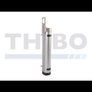 Locinox Ferme-portail hydraulique réglable à connexion directe sur la charnière 180° - Rhino