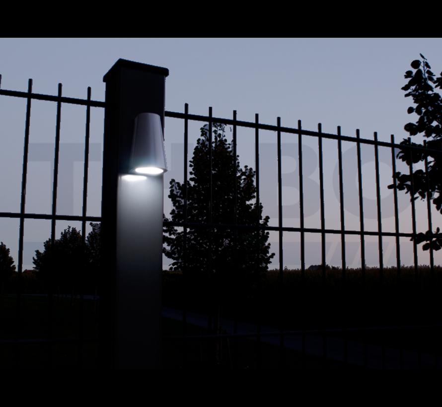 Design LED-lighting for fences & gates - Tricone