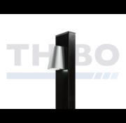 Design LED-Leuchte für Tore und Zäune - Tricone