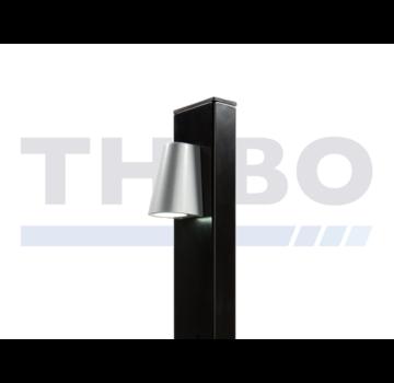 Locinox Design LED-Leuchte für Tore und Zäune - Tricone