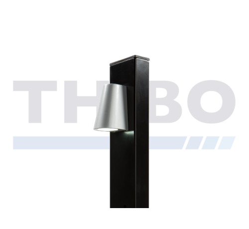 Locinox Design LED-lighting for fences & gates - Tricone