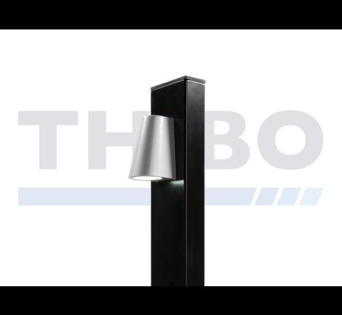 Locinox Lampe LED design pour poteau - Tricone