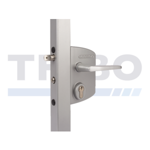 Locinox Surface mounted anti-panic gate lock