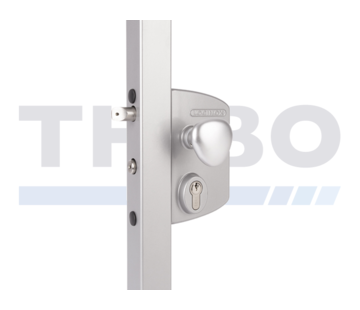 Locinox Surface mounted electric gate lock with Fail Open functionality