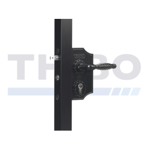 Locinox Small surface mounted ornamental gate lock