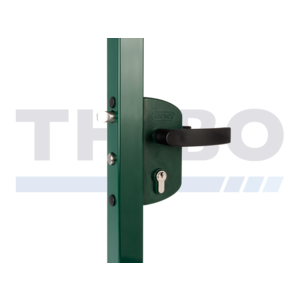 Locinox Surface mounted garden gate lock