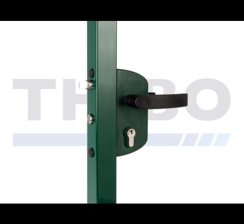 Locinox Surface mounted garden gate lock