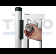 Thibo Surface mounted child safety lock