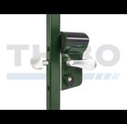 Thibo Mechanical code lock for sliding gates - Leonardo