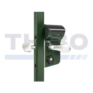 Mechanical code lock for sliding gates - Leonardo
