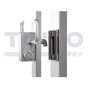 Double Cylinder sliding gate lock