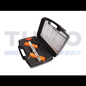 Locinox Coffret à outils pour serrure et gâche en applique
