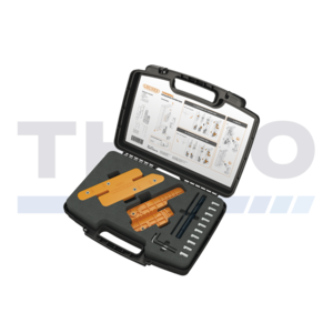 Locinox Coffret à outils pour ferme-portail Tiger