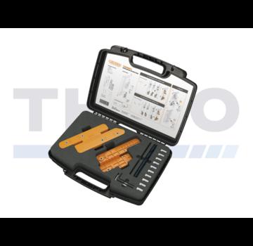 Werkzeugkasten für Tiger-Torschließer
