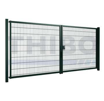 Thibo Double swing gate Minerva