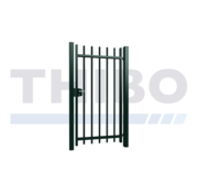 Thibo Single Arena swing gate with square bars