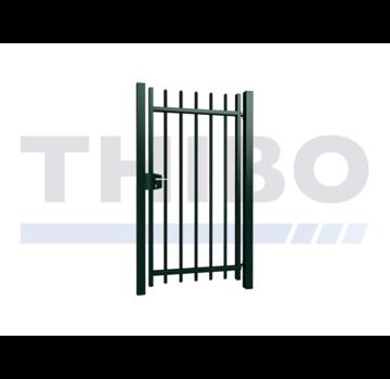 Thibo Einfaches Gitterzaun Drehtor Arena mit quadratische Stäbe