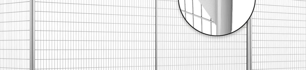 Topkwaliteit bouwhekken van Thibo! Waarom dan nog verstevigen?