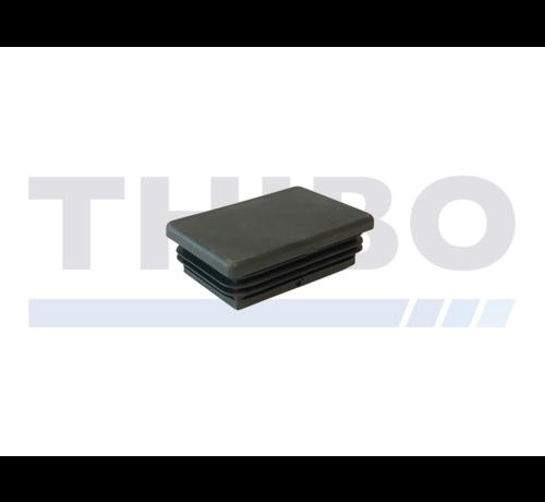Thibo Plastic post cap 60x40 / 60x60 flat