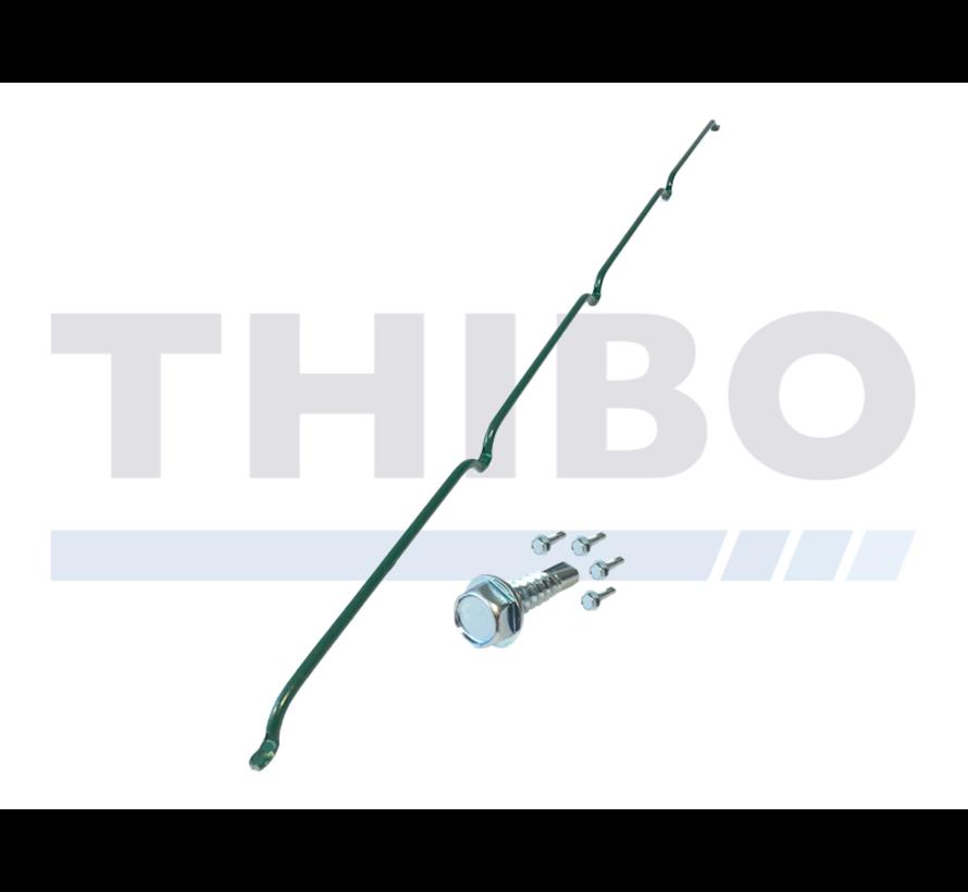 Chainlink attaching wire