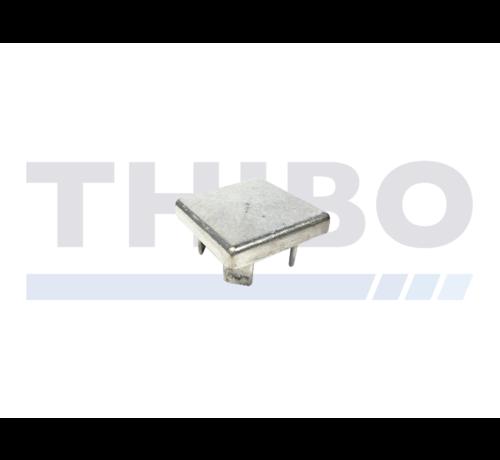 Thibo Aluminium paalkap 60 x 60 mm