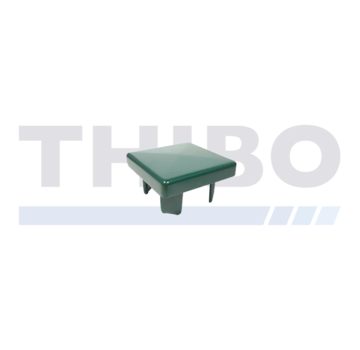 Thibo Aluminium-Pfostenkappe 60 x 60 mm