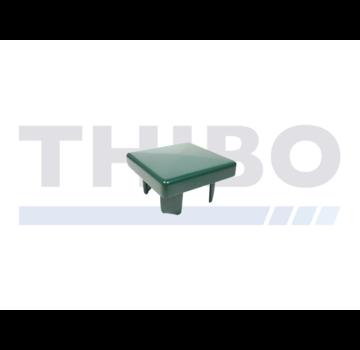 Thibo Capuchon en aluminium 60 x 60 mm