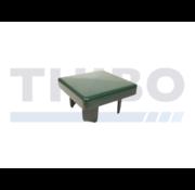 Thibo Aluminium paalkap 80 x 80 mm
