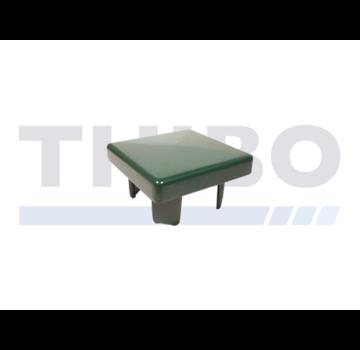 Thibo Capuchon en aluminium 80 x 80 mm