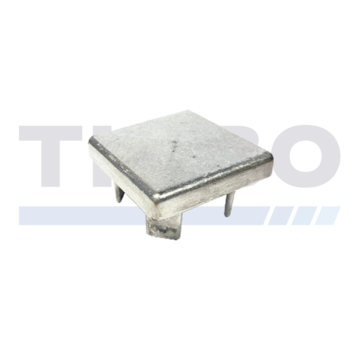 Thibo Aluminium post cap 100 x 100 mm