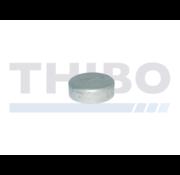Thibo Aluminium paalkap Ø60 mm