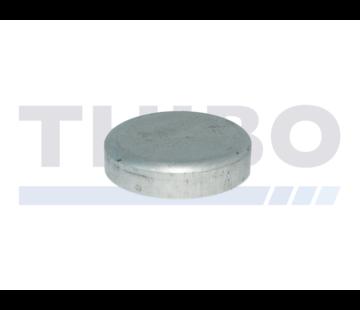 Thibo Aluminium paalkap Ø89 mm