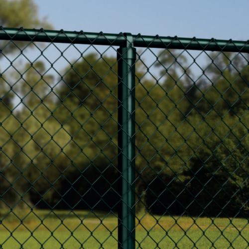 Chain-link mesh and wire products